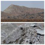 Volcan de boue Gobustan et chemin de fer