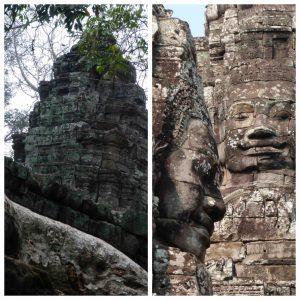 Temples d'Angkor - Cambodge