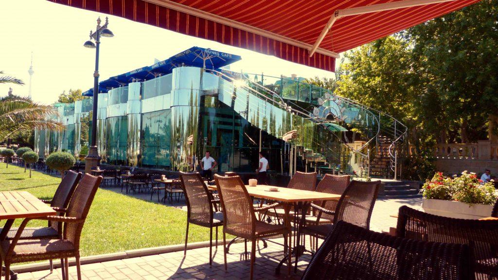 Café Baku Azerbaïdjan