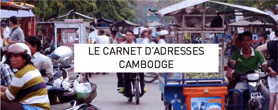 carnet cambodge