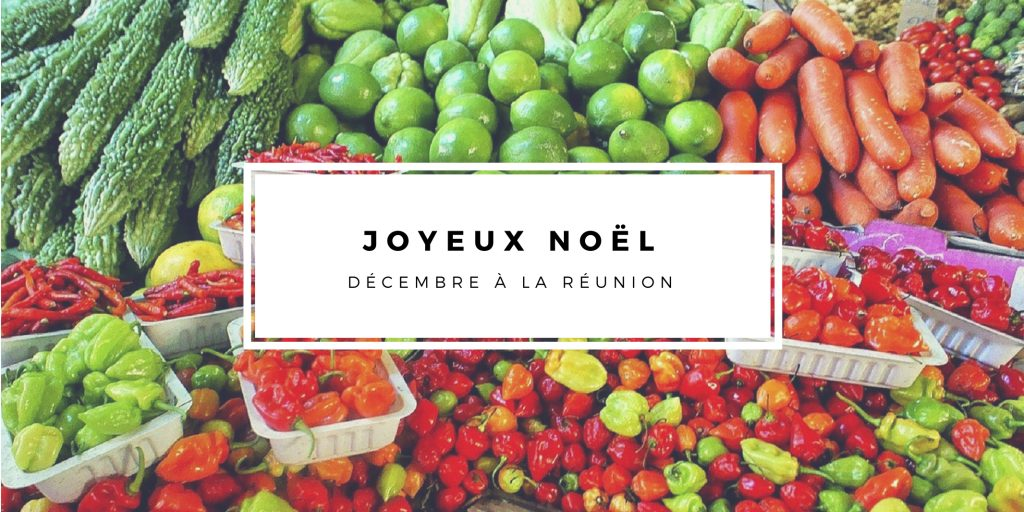 Joyeux Noël La Réunion