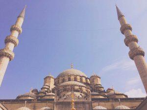 istanbul turquie mosquee