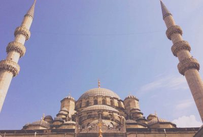 istanbul turquie mosquee