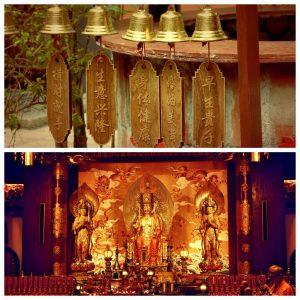 bouddha temple - singapore