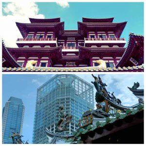 singapour - temple - boudha
