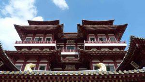 Singapour - Temple