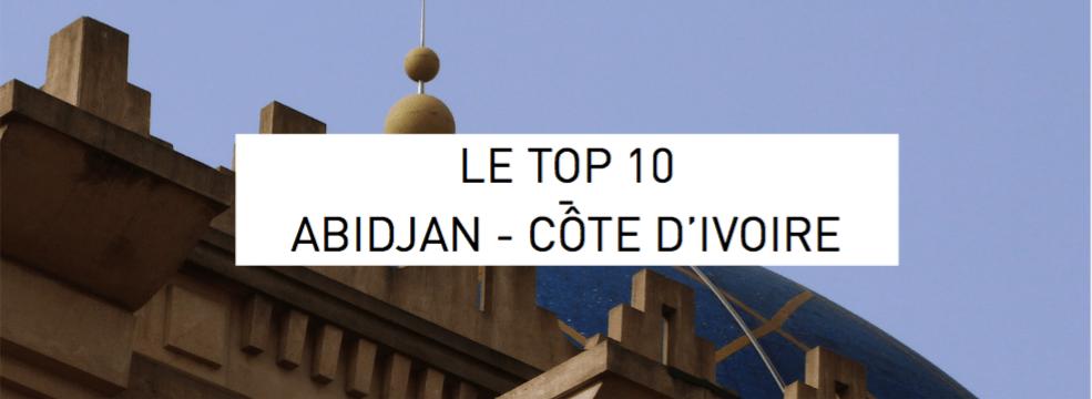 top10 city guide abidjan
