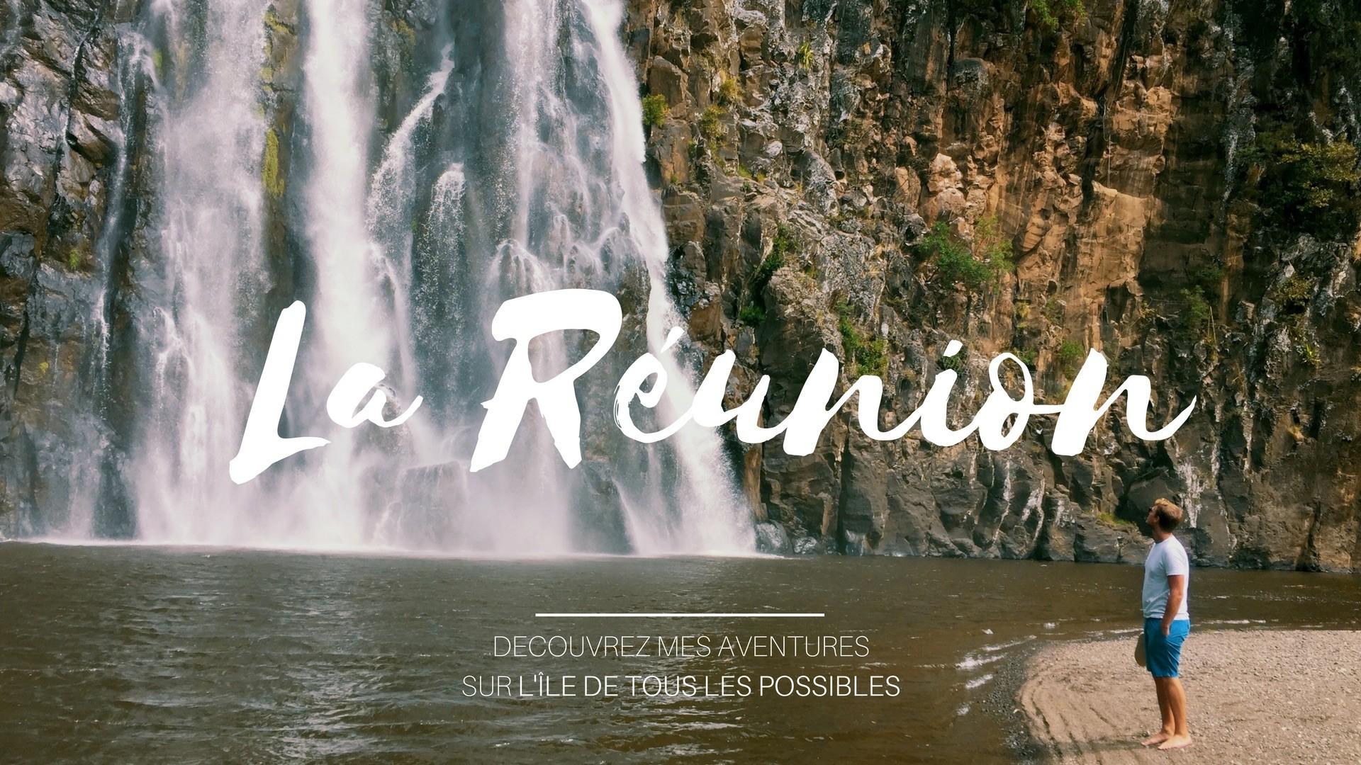 La Réunion 974 île voyage et vivre