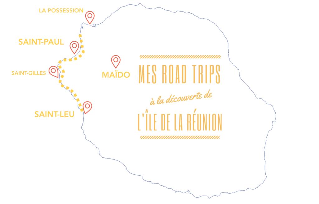 itinéraire-roadtriop-ouest-reunion