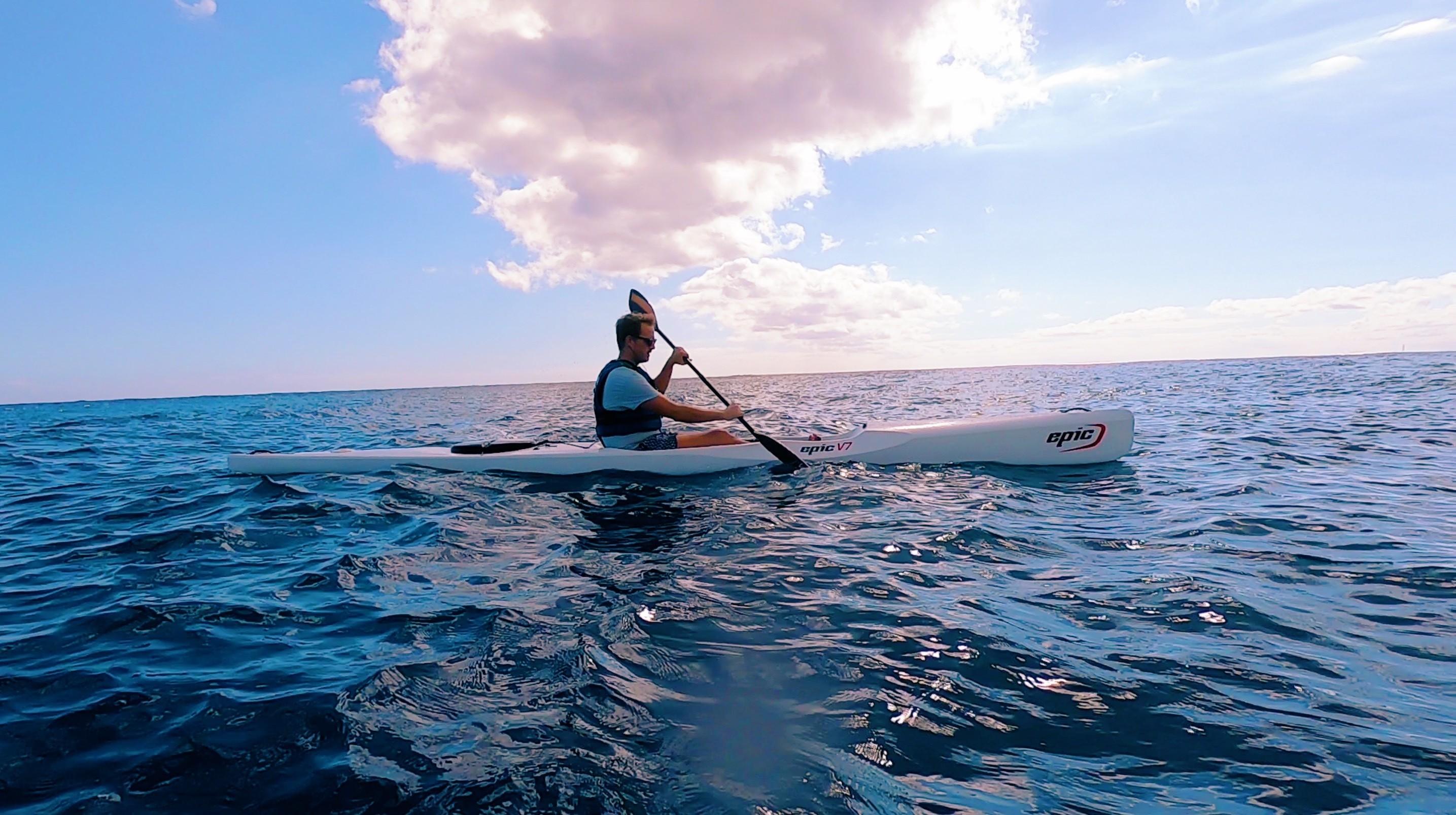 surf ski base nautique de l'ouest