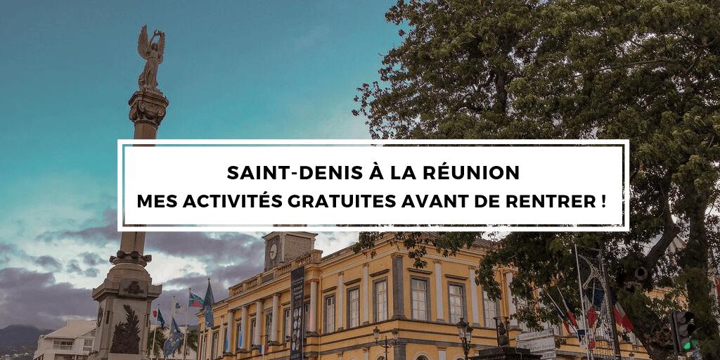 saint-denis tourisme et visite 974