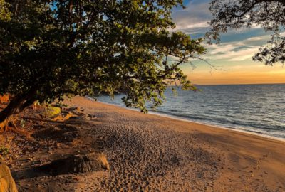 nosy komba sunset blog