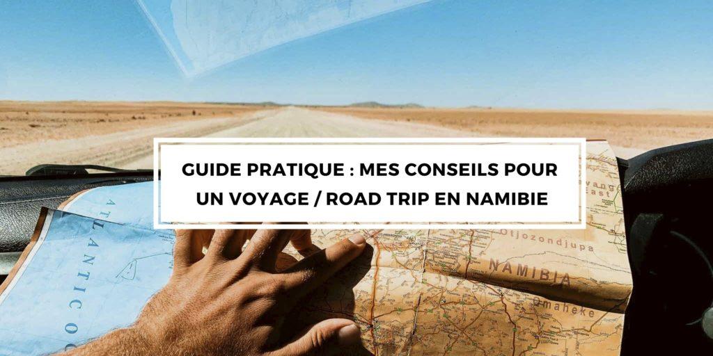 guide pratique voyage namibie
