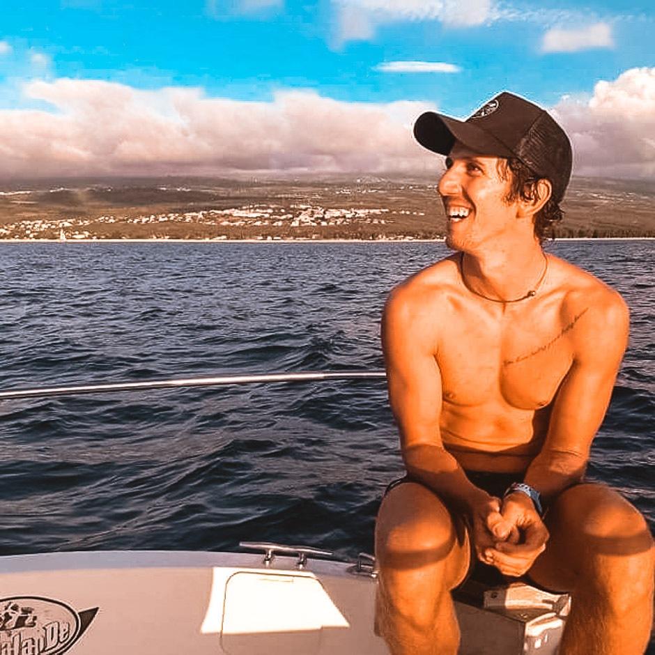 moniteur kayak surfski la réunion 974