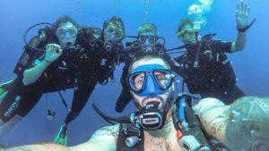 club de plongée à la réunion saint leu