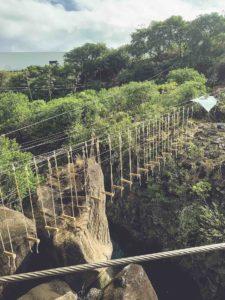 Acroroc Saint-Pierre Parc Aventure La Réunion