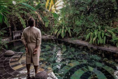 spa body harmonie lodge tamarin à la Possession