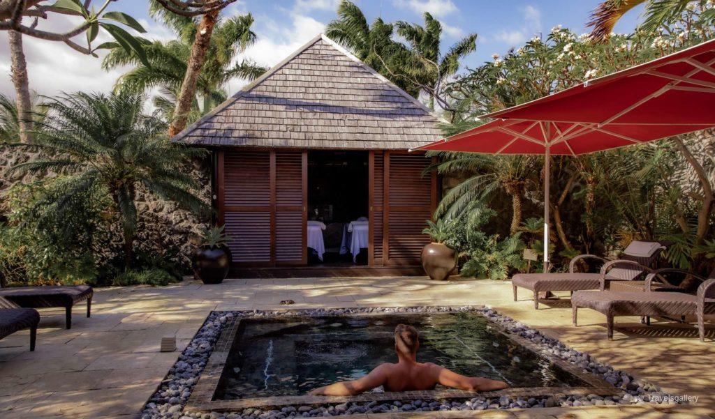 palm hotel et spa de la réunion