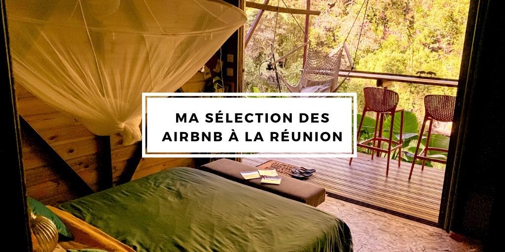 airbnb la reunion logements