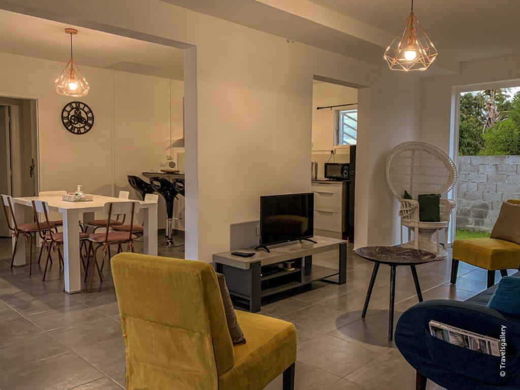 kaz kian location villa airbnb la réunion