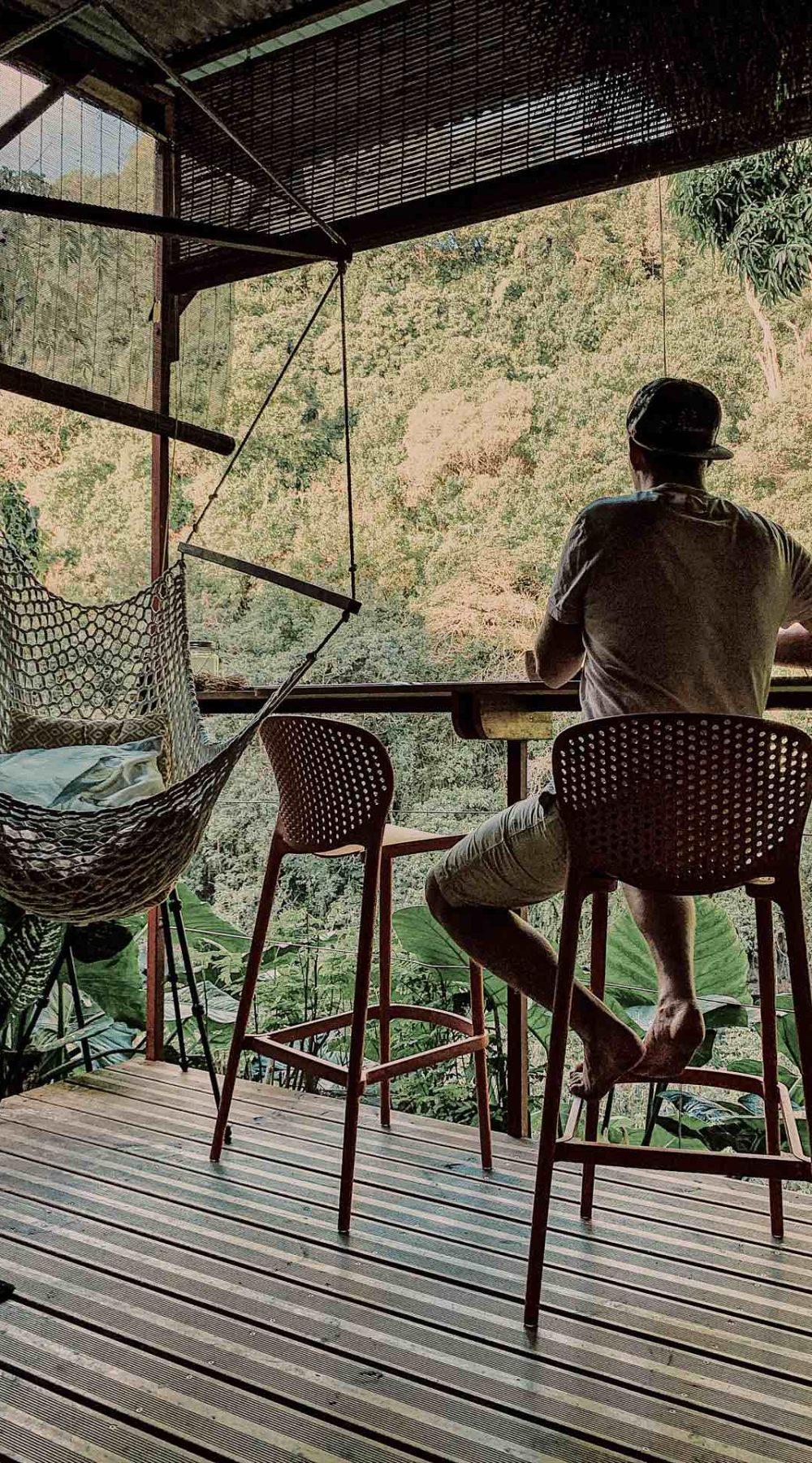 cabane ecologique airbnb la reunion